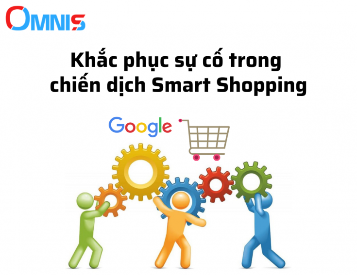 Khắc phục những sự cố thường gặp của chiến dịch mua sắm thông minh