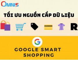 Cách tối ưu nguồn cấp dữ liệu cho Smart Shopping