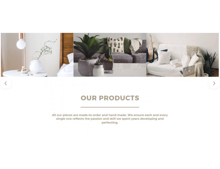 Thiết kế website nội thất chuẩn SEO, uy tín, tăng 5 lần doanh số