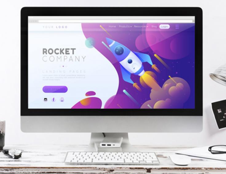 Landing page chuyên nghiệp - Công cụ quảng cáo và giới thiệu sản phẩm tuyệt đỉnh