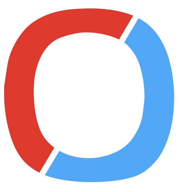 Dùng logo hình vuông (không chứa chữ) để làm biểu tượng nhận diện