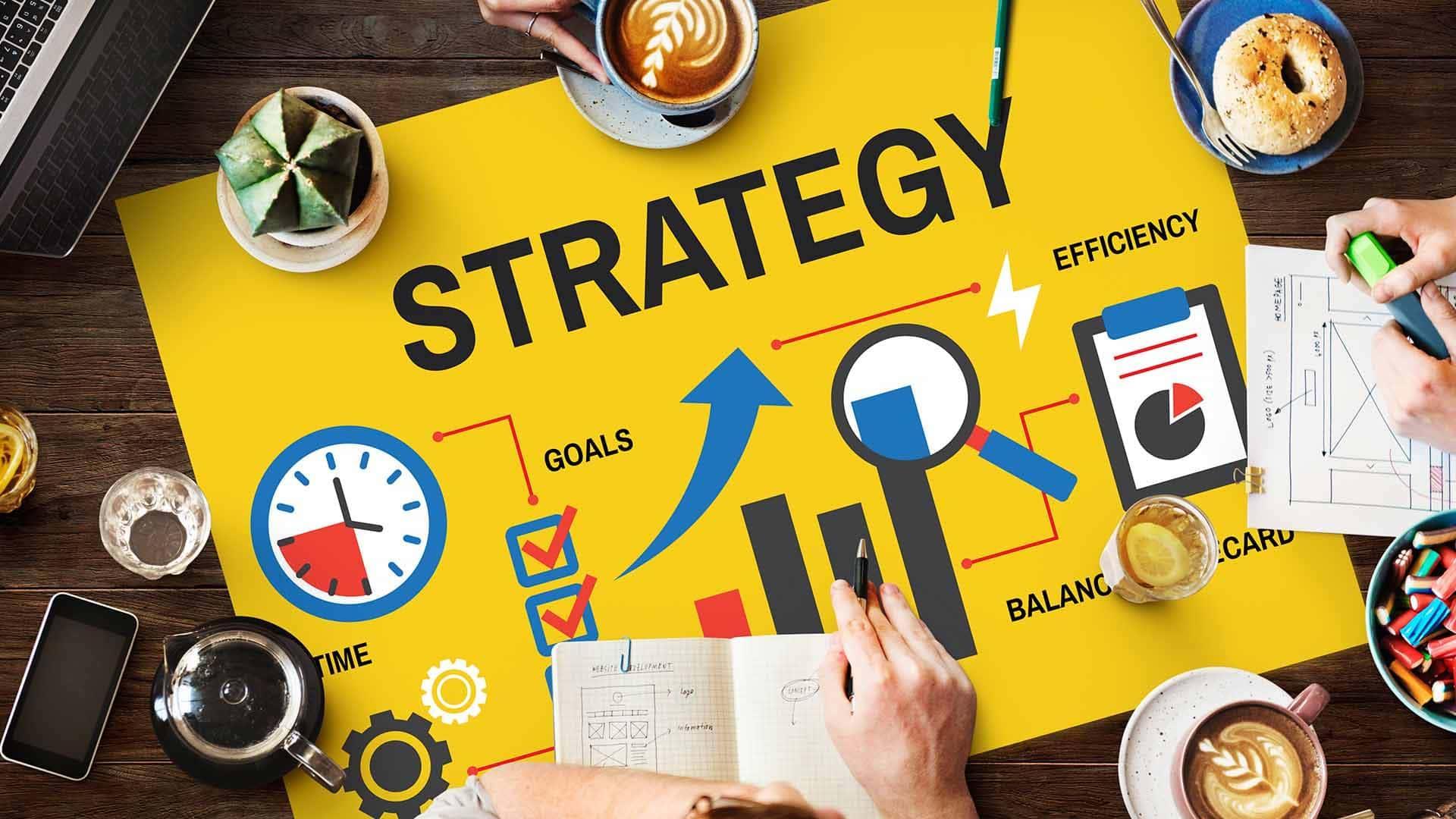 Thảo luận chiến lược cho chiến dịch quảng cáo Smart Shopping