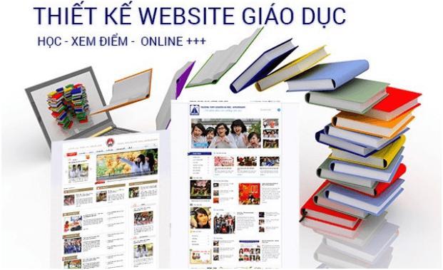 Cần sở hữu cho mình một Website giáo dục