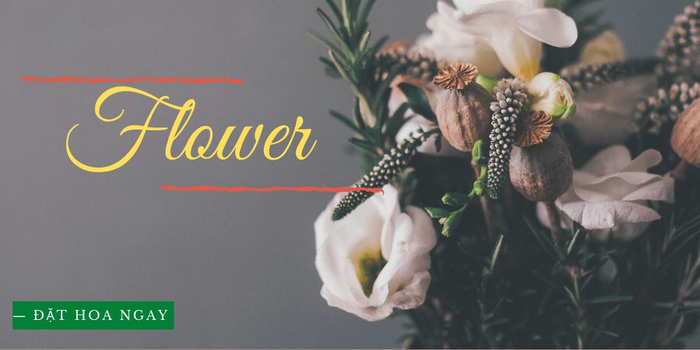 Dịch vụ đặt hoa, điện hoa ngày càng phát triển
